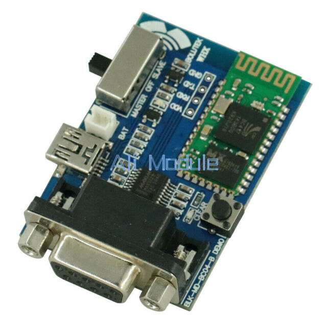 RS232 Bluetooth Serial Adapter Communication Master-Slave Module 5v mini usb L40