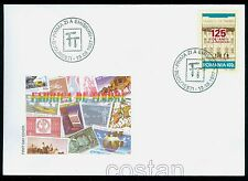 1997 Stamps,Stamp printing Factory,125th anniversary,Romania,Mi.5275,FDC