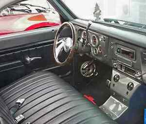 67 72 Chevy Truck Bench Seat Console 1 Ebay