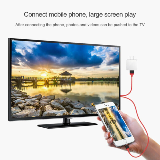 Computer, Tablets & Netzwerk 1080p For Lightning To Hdmi Tv Av Adapter Cable For Iphone 5 6 7 8 X Dl