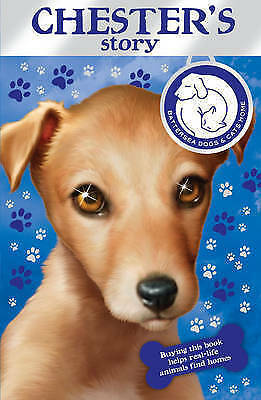 Battersea Dogs & Cats Home, Sarah Hawkins, Battersea Dogs & Cats Home: Chester's