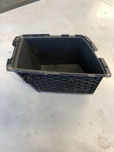 2012 2013 2014 2015 Kia Optima Center Console Storage Box Black 846304c000 Oem
