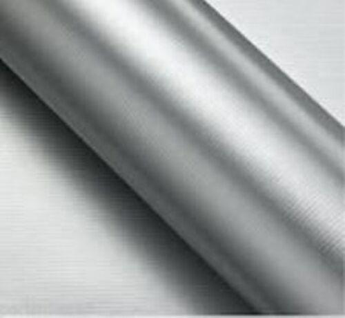 ELEGANT~METALLIC SILVER TISSUE PAPER~QUALITY GIFT WRAP~12 SHEETS 20x30