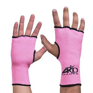 Ard Boxing Fist Inner Gloves Hand Wraps Muay Thai Boxing Martial Arts BLACK S-XL