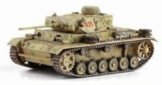 Dragon 60448 1 72 WWII German PzKpfw. III Ausf. L Late Production