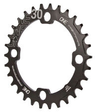 OneUp Components 94//96 round chainring 94//96BCD 32T black