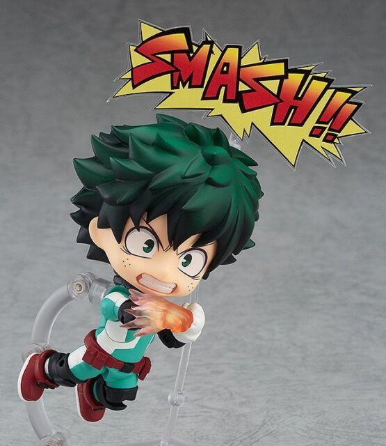 Good Smile Company Nendoroid Izuku Midoriya: Heros Edition Action Figure