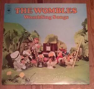 The-Wombles-Wombling-Songs-Vinyl-LP-Album-33rpm-1973-CBS-65803