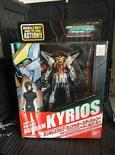 Bandai 00 Gundam Kyrios Mobile Suit In Action Figure MSIA Lot