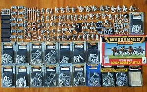 Multi-listing-of-Tallarn-Desert-Raiders-Blisters-Mint-models-Imperial-Guard-OOP