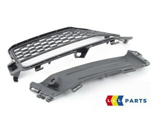 NEW-GENUINE-MERCEDES-BENZ-MB-E-CLASS-W212-AMG-FRONT-BUMPER-LOWER-GRILL-LEFT-N-S
