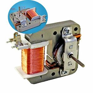 Details About Original Microwave Oven 2 Pin Fan Motor Mdt 10cef 220v 18w Accessories Parts Ins
