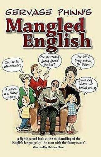 Mutilé Anglais Livre de Poche Gervase Phinn