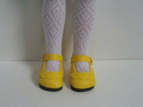 """Debs DK YELLOW Classic Doll Shoes For Robert Tonner/'s 14/"""" Betsy McCall"""