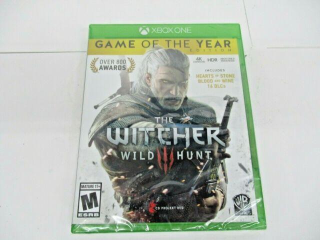 Microsoft der Hexer 3 Wild Hunt Complete Edition Xbox One WB Games Neu Versiegelt