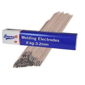 Arc Welding  Electrode Rods Super 6 5 Kg Kilo Mild Steel 32 mm Type 6013 - Worcester, Worcestershire, United Kingdom - Arc Welding  Electrode Rods Super 6 5 Kg Kilo Mild Steel 32 mm Type 6013 - Worcester, Worcestershire, United Kingdom