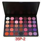 35 Colores Sombra De Ojos Paleta Maquillaje Kit Profesional Caja Set