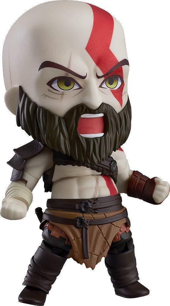 Good Smile God of War Kratos Nendoroid Figure