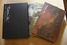 Zdzislaw Beksinski BRAND NEW SET OF 3 BOOKS -  painting / photo / drawing