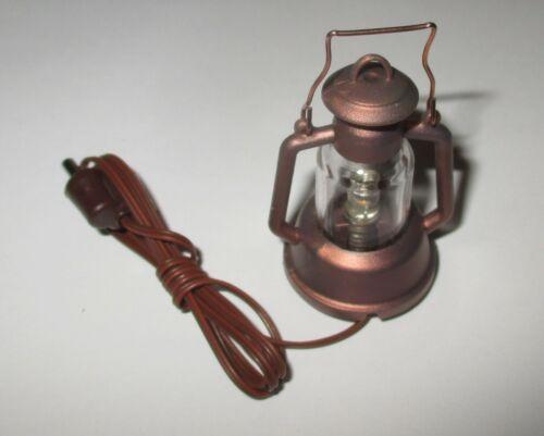 Laterne mit LED für Krippen 45mm  3,5 Volt    NEU//OVP Kahlert
