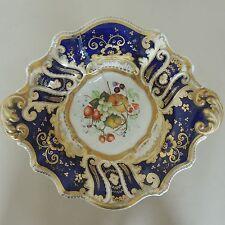Alzata porcellana Sevres Limoges Francia 1700 1800 XVIII XIX sec. Scuola Meissen