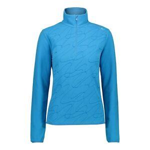 CMP Damen Fleece//Funktions-Shirt Fleeceshirt