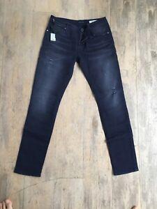 l34 Men's W36 Jeans Morato Antony Fit Tappered w116P7x