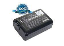 7.4V battery for Sony NEX-7, NEX-5RK, NEX-3A, SLT-A55VB, NEX-3DS, SLT-A37M, SLT-