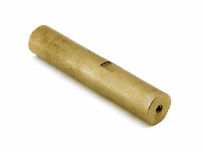 Stahl-Element M5 Innen-Gewinde Bolzen-Ø 20mm SW17 L~ 105mm Abstand-Distanz-Stück