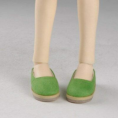 Dollmore BJD MSD - SW Ruth Flat Shoes (Green)