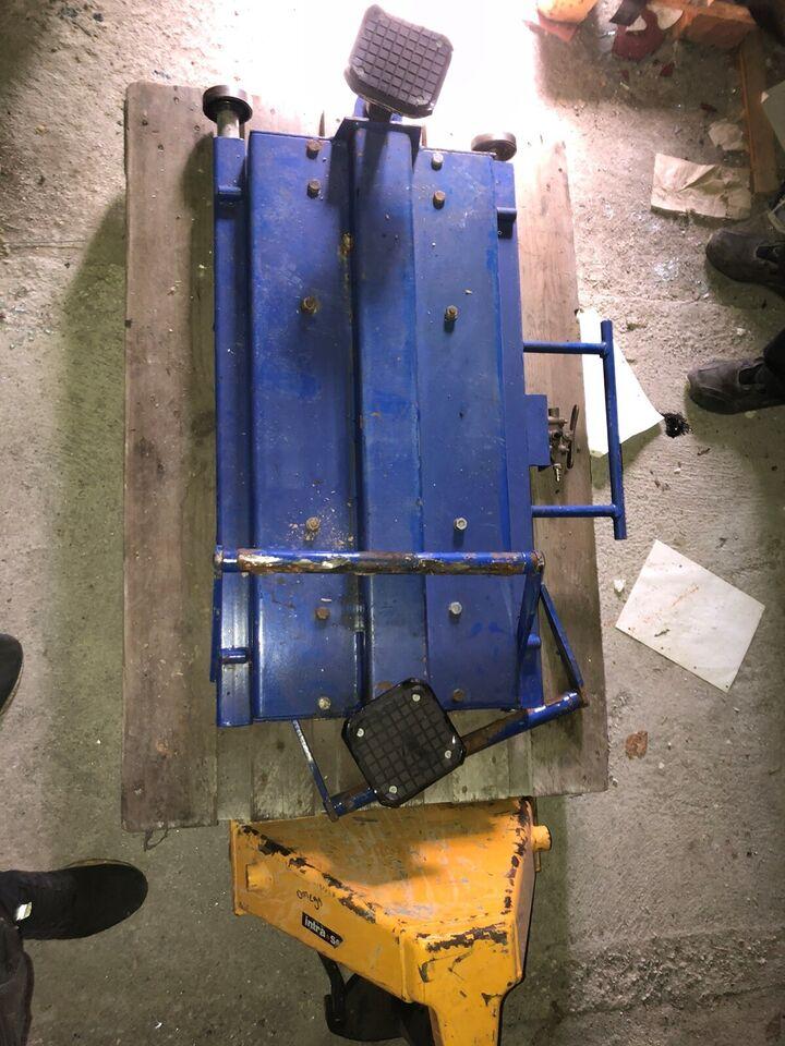 Donkraft/4 søjlet lift