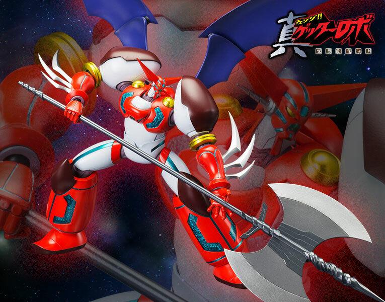 KOTOBUKIYA GETTER ROBO ARMAGEDDON SHIN GETTER 1 - PLASTIC KIT  JAPAN