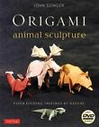 Origami Animal Sculpture: Paper Folding Inspired by Nature-Includes Instructional by John Szinger (Mixed media product, 2014)