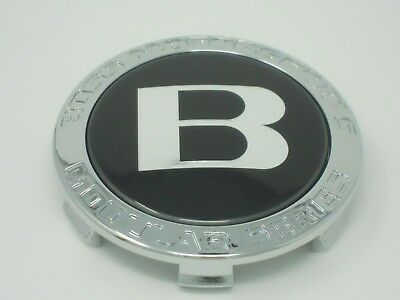 BOSS Motorsports 3156-06 Replacement wheel center cap