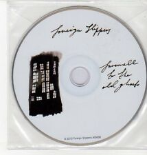 (DN326) Foreign Slippers, Farewell to the Old Ghosts - 2012 DJ CD