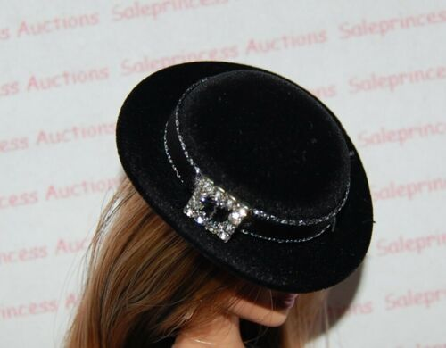 New Barbie Jazz Baby Cabaret Blonde Doll Top Hat w//Diamond Gold Label 5200 Loose