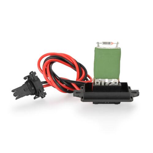 For Renault Scenic Grand Scenic MK2 701207876 Heater Blower Motor Fan Resistor