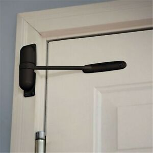 Automatic Door Closer Mounted Door Spring Safe Stop Slow