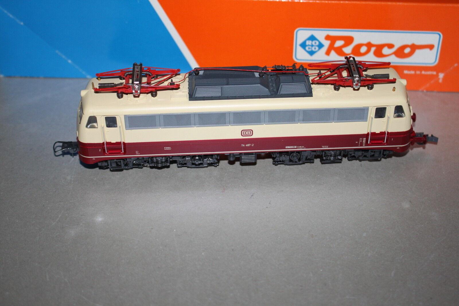ROCO 43448 elok serie siano 112 487-2 DB traccia h0 OVP