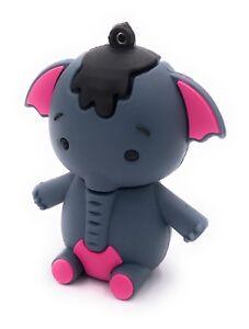 Dumbo USB Stick 8GB Little Elephant 3D Quality USB Flash Drives weirdland