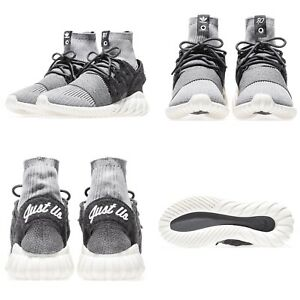 """wholesale dealer 7bbe4 a26ef Details about Adidas Tubular Doom PK KITH """"Just Us"""" Size 9 Ronnie Fieg  Versace"""