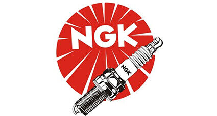 Conjunto De 10 Velas De Ignição Ngk Standard Para Kawasaki KX125-H 1990 Motor 125cc