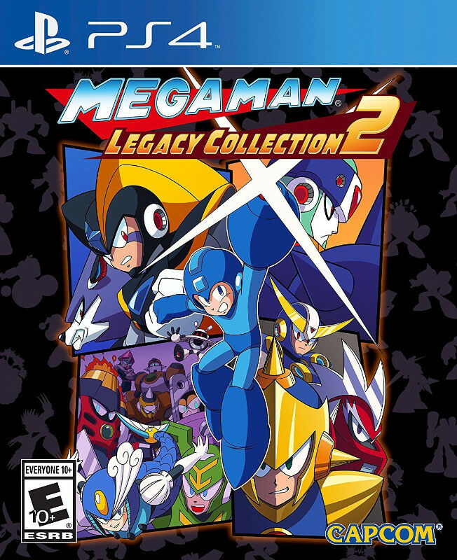 PS4 Mega Man - Legacy Collection 1 & 2 (brand new)