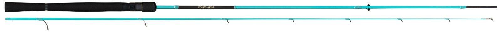 FTM strike area 1,78 2tlg 0,5-3g M spoonrute Ultra Light Trout Fishing