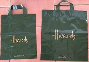Harrods gift bags gift tags bnwt other designer gift bags ebay image is loading harrods gift bags amp gift tags bnwt other negle Choice Image