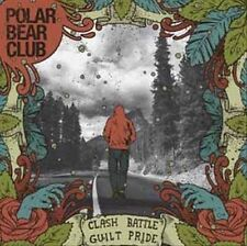 Polar Bear Club-Clash Battle Guilt Pride CD NEW