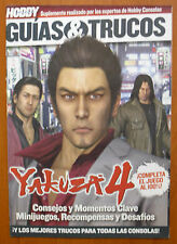 Guías & trucos Yakuza 4 (PS3) + los mejores trucos de consolas en Castellano