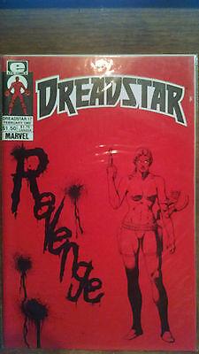 DREADSTAR #17--1985 EPIC COMICS --NEAR MINT--SHIPS IN 1 DAY