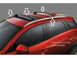 Good Image Is Loading 2016 2017 2018 Mazda CX 3 Roof Rack