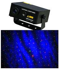 Lounge Laser DMX von JB Systems Sternenhimmel mit Water Wave Effekt LED blau